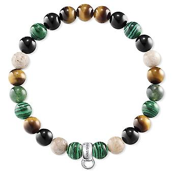 Thomas Sabo Silber Armband 925 X0217-947-7-L175