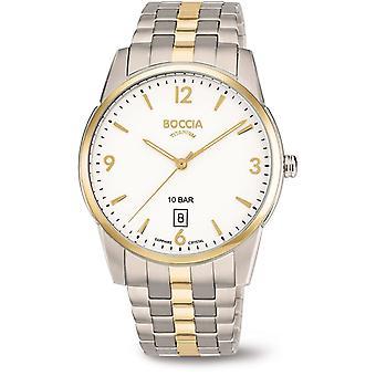 Boccia Titanium 3632-02 Miesten Watch