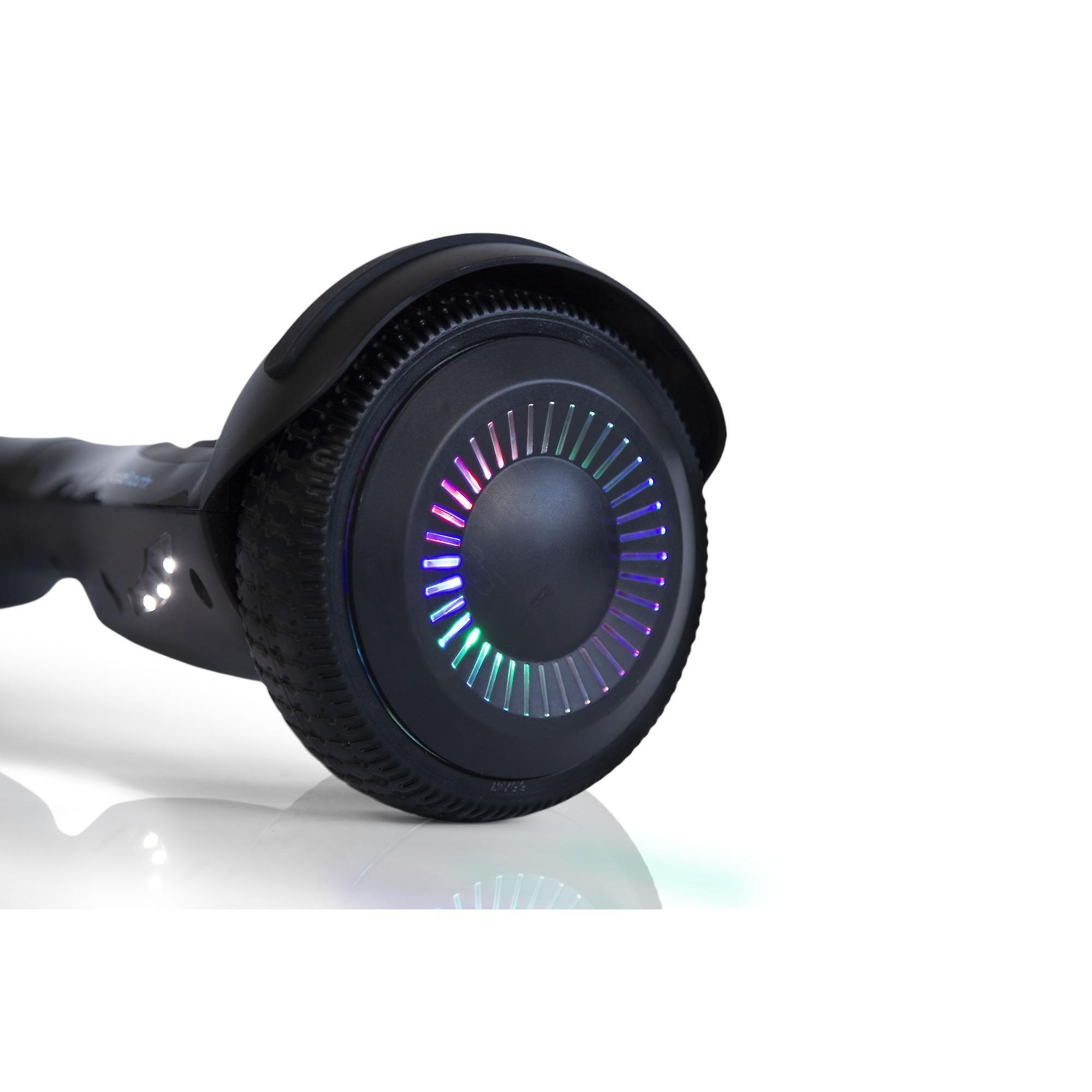 Hoverboard Skateflash Ufo Black