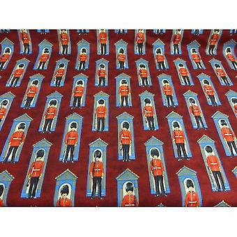Union Jack Wear Changing The Guard Fabric