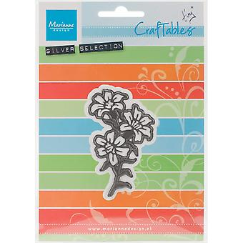 Marianne Design Tiny's Lily Craftables Die, Grey