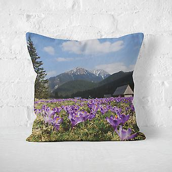 Meesoz Cushion - Crochi in montagna
