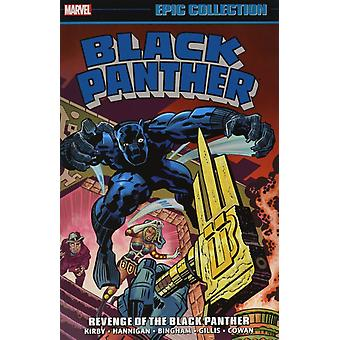 Black Panther Epic collectie wraak van de Black Panther door Jack Kirby