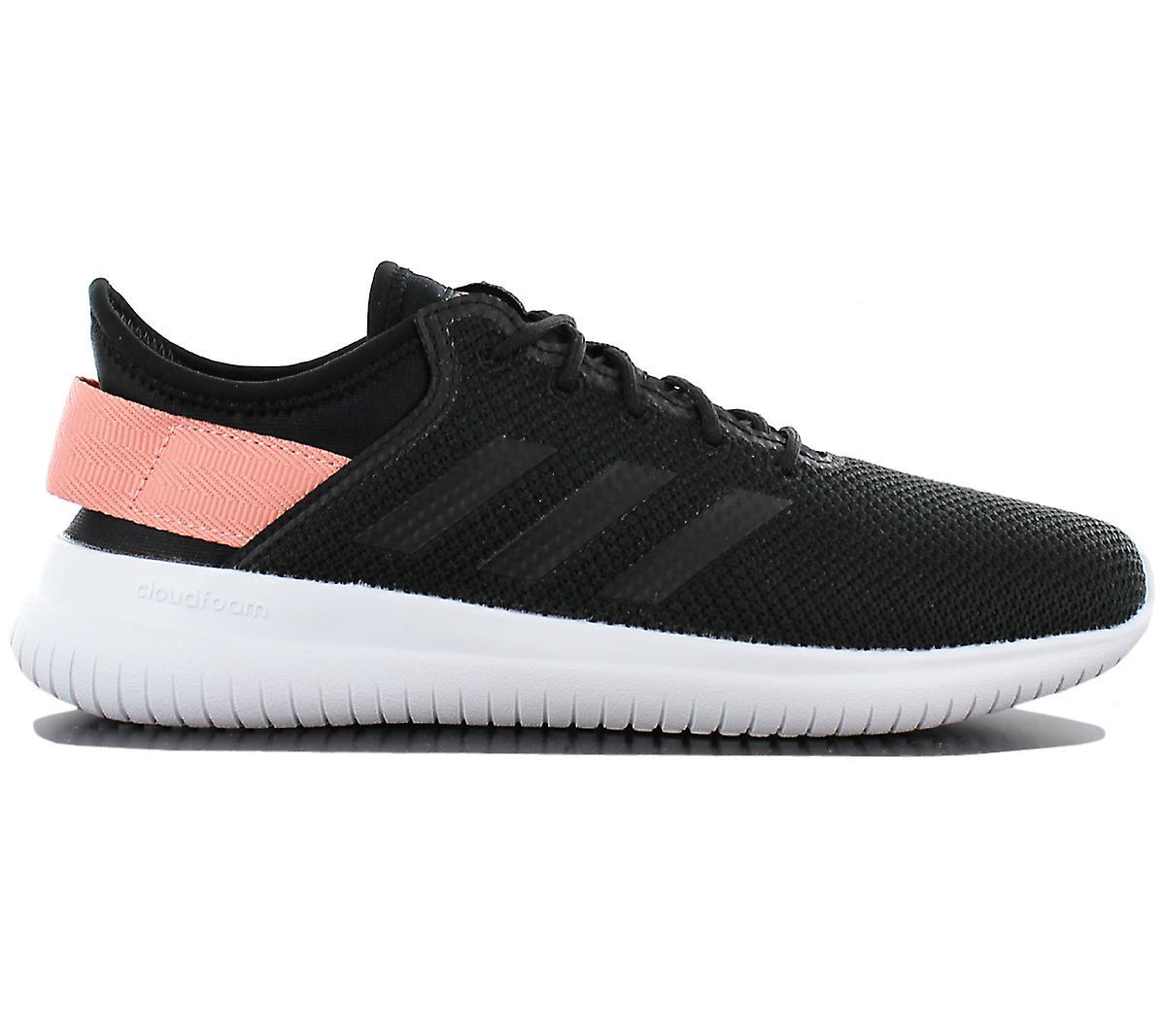 adidas CF Qtflex W AQ1622 Damen Schuhe Schwarz Sneakers Sportschuhe PrW8B