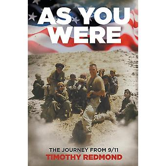 As You Were by Redmond & Timothy