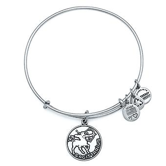 Alex and Ani Sagittarius Silver Bangle A13EB01SARS