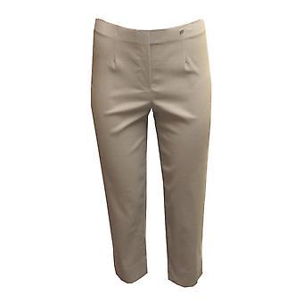 ROBELL Robell Light Taupe Trouser Marie 51576 5499 13