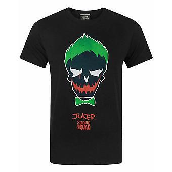 Suicide Squad Joker Icoon Men's T-shirt