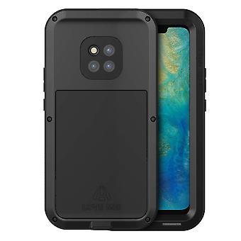 Love Mei Waterproof Case Huawei Mate 20 Black