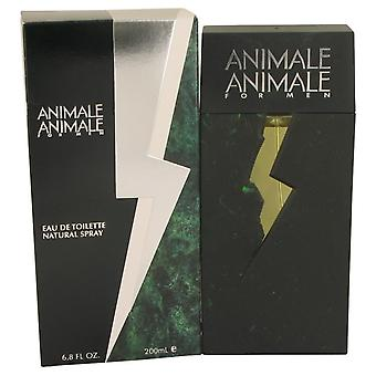 Animale animale eau de toilette spray par animal 536064 200 ml