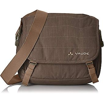 Vaude Agapet II Urban Bag van City Man and Woman 2 in 1 Licht met een kruishals Brown Eén grootte