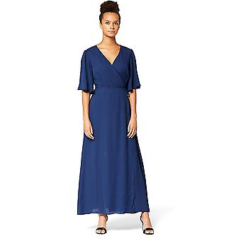 TRUTH & FABLE Women's ATF041, Blue (Navy) L (US 10)