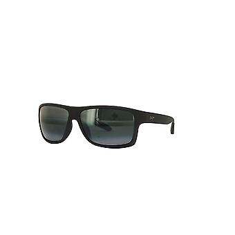 Maui Jim Pohaku 528 2M Matte Black/Neutral Grey Sunglasses