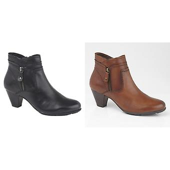 Cipriata Womens/Ladies Cleo Leather Ankle Boots