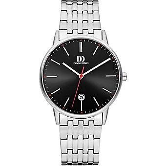 Danish Designs DZ120496-wristwatches, male, stainless steel, color: Silver