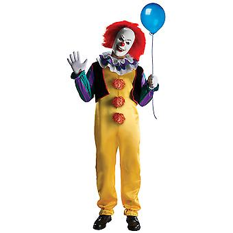 IT Mens Pennywise One Piece Traje