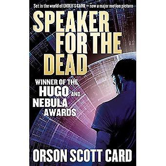 Conférencier pour les morts: Tome 2 de la Saga Ender