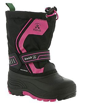 Kamik Boys' Snowcoast3 Waterproof Winter Boot