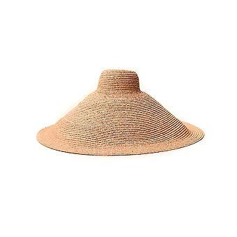 Jacquemus 201ac0520172120 Women's Beige Canvas Hat