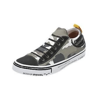Diesel S-IMAGINEE LOW Women's Sneakers Green Gym Shoes Sport Running Shoes
