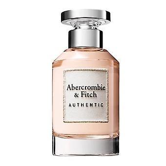 Abercrombie & Fitch Autentisk kvinna Eau de Parfum 100ml