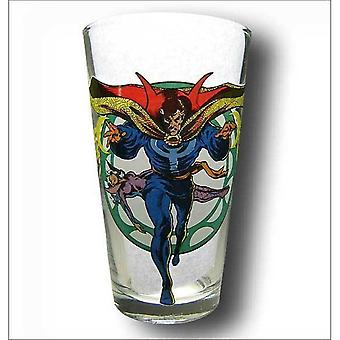 Dr. Strange Clear Pint Glass