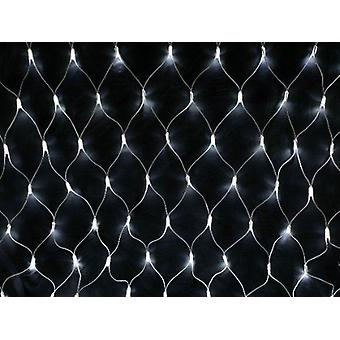 105 LED Net leuchten dekorative Solar Licht Beleuchtung 1,8 M X 1 M