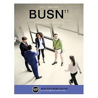 BUSN (with MindTap Business - 1 Term (6 Months) Printed Access Card)