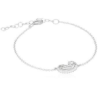 Elements Silver Silver Women's Chain Bracelet - B5017