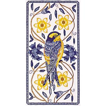 Abris Art Cross Stitch Kit - Birdie-1