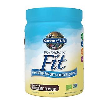 Garden Of Life Raw Organic Fit Protein Powder Chocolate 461g (1282)