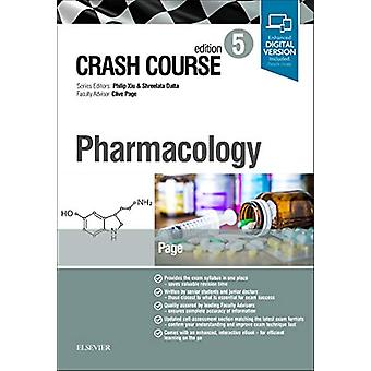Crash Course Pharmacology by Page - 9780702073441 Book