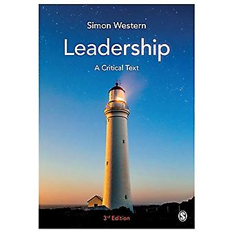 Leadership - A Critical Text by Simon Western - 9781526459527 Book
