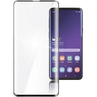 Hama 3D 186255 Glass screen protector Compatible with (mobile phone): Samsung Galaxy S10 5G 1 pc(s)