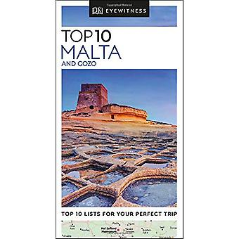 Top 10 Malta and Gozo by Mary-Ann Gallagher - 9780241408018 Book