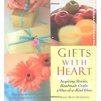 Gifts with Heart - Inspiring Stories - Handmade Crafts and One-Of-A-Ki
