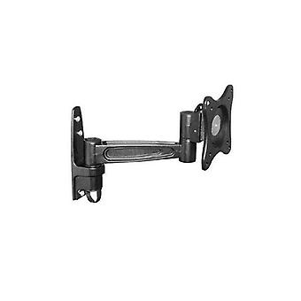 Brateck Single Monitor Wall Mount Tilting And Swivel Wall Bracket Vesa