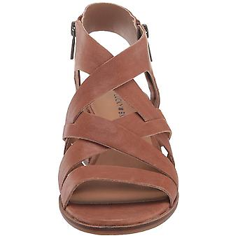 Lucky Brand Womens Nayeli Leather Open Toe Casual Espadrille Sandals