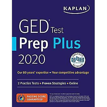 GED Test Prep Plus 2020 - 2 Practice Tests + Proven Strategies + Onlin