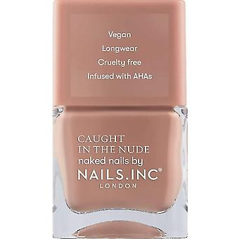 Nails inc Caught In The Nude Nail Polish Collection - Turks And Caicos Beach 14ml