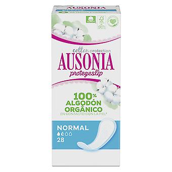 Normal panty liner ORGANIC Ausonia (28 uds)