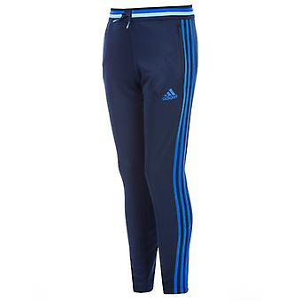 Boy's adidas performance Junior Condivo16 Trainingshose in Blau