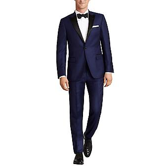 Brooks Brothers Men's One Button 1818 Tuxedo Regent Fit
