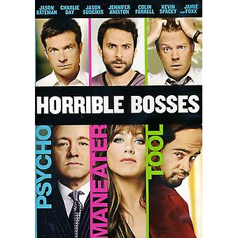 Horrible Bosses [DVD] USA import