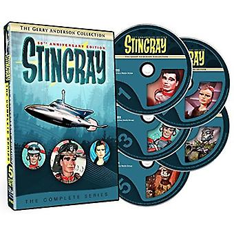 Stingray: Complete Series 50th Anniversary [DVD] USA import