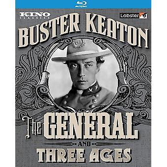 General / Three Ages [Blu-ray] USA import