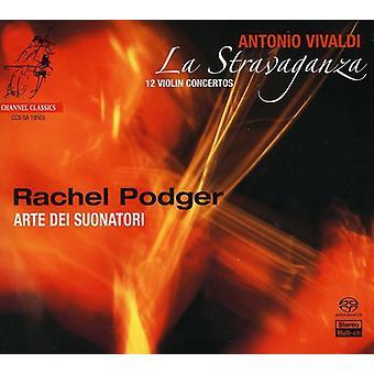 A. Vivaldi - Vivaldi: La Stravaganza [SACD] USA import
