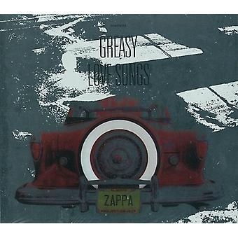 Frank Zappa - Greasy Love Songs [CD] USA import