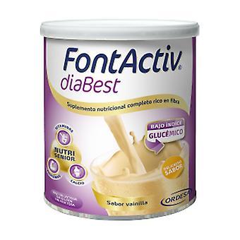 Fontactiv Diabest Vanilla 400 g
