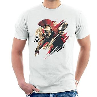 Assassin's Creed Alexios Ready For Battle Men's T-Shirt